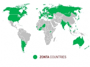 zonta countries